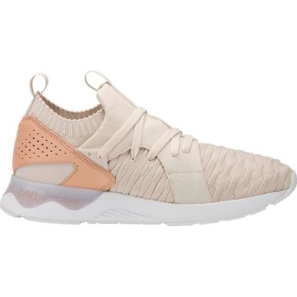ASICS Tiger GEL-Lyte V Sanze Knit Shoes Beige 9 9f5dba5b27